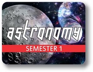 Astronomy - Semester - 1