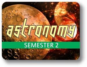 Astronomy - Semester - 2