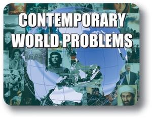 Contemporary World Problems
