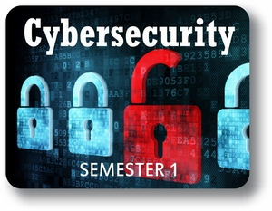 Cybersecurity - Semester - 1: Foundations
