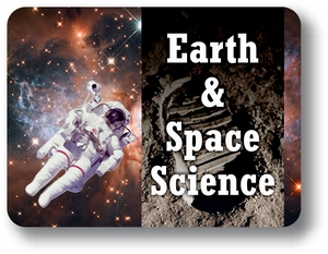 Earth, Space & Environmental Science - Semester - 1 (Earth and Space Science) (No LAB)