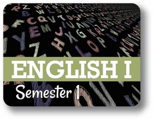 English I - Semester - 1