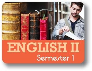 English II - Semester - 1