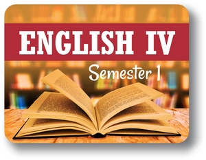 English IV - Semester - 1