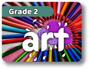 Grade 2 Art