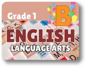 Grade 1 English Language Arts