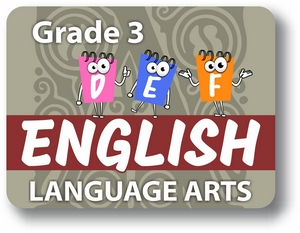Grade 3 English Language Arts