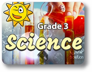 Grade 3 Science