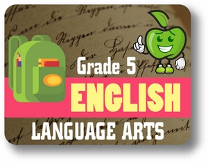 Grade 5 English Language Arts