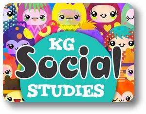 KG Social Studies