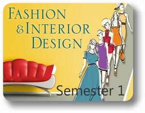 Fashion & Interior Design I