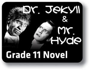 English Reading w/Novel: The Strange Case of Dr. Jekyll and Mr. Hyde