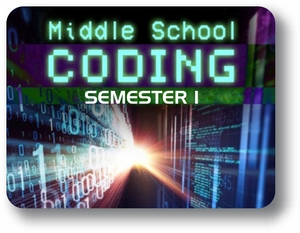 Middle School Coding/Keycode - Semester - 1 Introduction