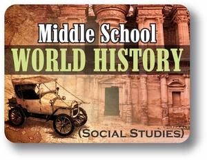 Grade 6 Social Studies (World History)