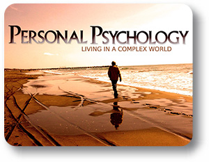 Personal Psychology II Living in a Complex World
