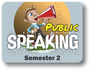 Public Speaking - Semester - 2: Finding Your Voice